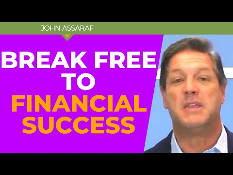 Shatter Your Mental Glass Ceiling and Break Free To Financial Success
