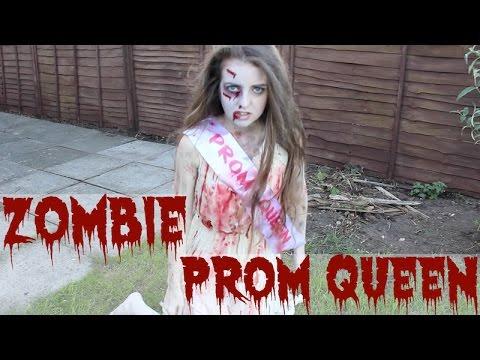 Halloween Zombie Prom Queen | SophieMariaxx