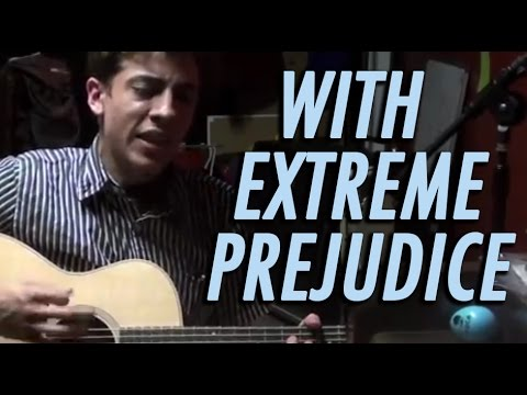 With Extreme Prejudice - Rusty Cage