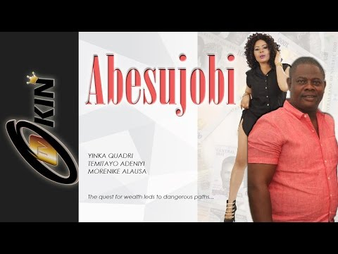 ABESUJOBI Latest Yoruba Nollywood Movie Cover