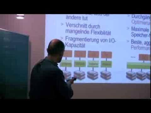Vortrag: Einführung in ZFS