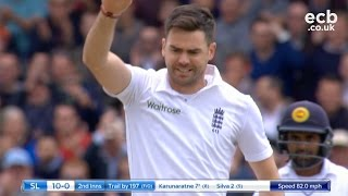 Watch James Anderson