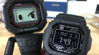 Casio G-SHOCK GW-M5610BB-1JF review