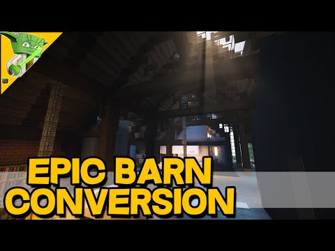 Epic Barn Conversion – Keralis Inspiration Series