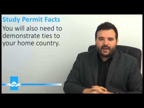 Canadian Study Permit Facts