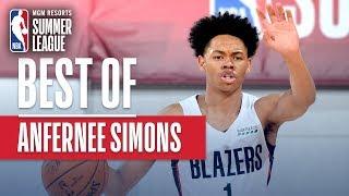 Best of Anfernee Simons | MGM Resorts NBA Summer League