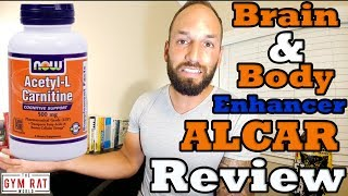 Acetyl-l-Carnitine | Brain/Body Nootropic |  Review (ALCAR)