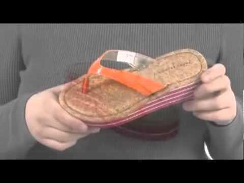 Tommy Hilfiger Kids GG Joy Flip Flop Wedge (Toddler/Youth)  SKU : # 8137016