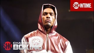 The Approach: Jermall Charlo   Charlo vs. Adams   June 29 on SHOWTIME