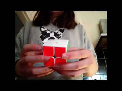Puzzles- 2x2 Cube Solved- The Crafty R