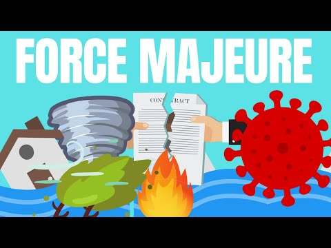 Force Majeure in International Law explained | Lex Animata