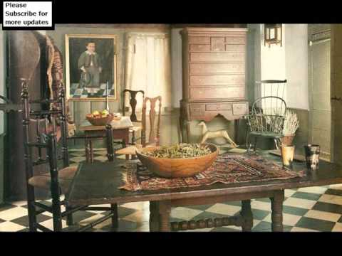 Primitive Decor Bedroom | Primitive Country Kitchen Bedroom Design Ideas
