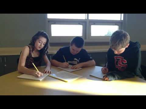 Writing Summaries in Cornell Notes