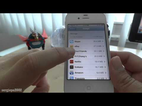 How to find out how much space or gigabytes you have used and have left on your iphone