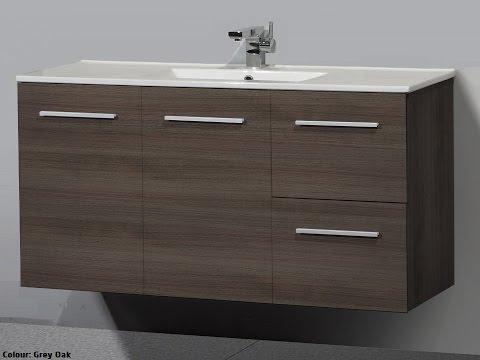 Wall Hung Vanity Units Bathroom with Basin