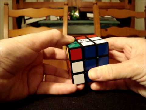 Solve Rubik's Cube without memorization - Part 7 - Situations requiring 2 conjugates