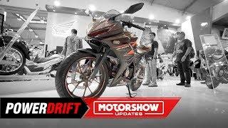 Honda CBR 150R & CB 150R : Should the R15 be worried? : GIIAS 2019 : PowerDrift