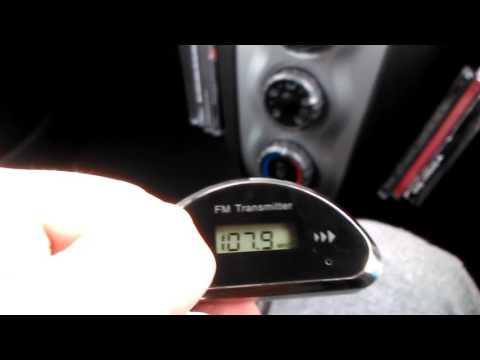 Best FM Transmitter For The Car - Tracknet Transmitters