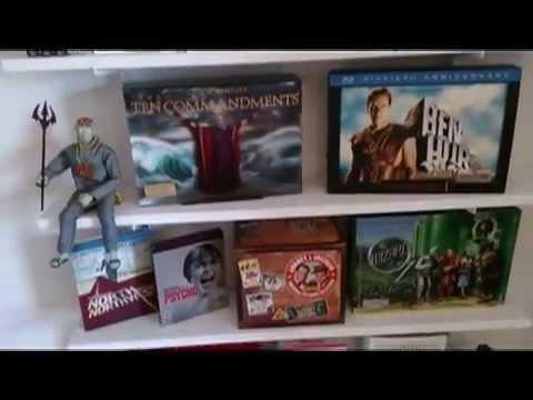 Big 6000+ DVD & Blu-ray Collection Storage Solution