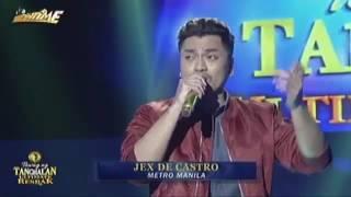 """Jex De Castro #UltimateResbakan Day1 """"Love On Top"""""""