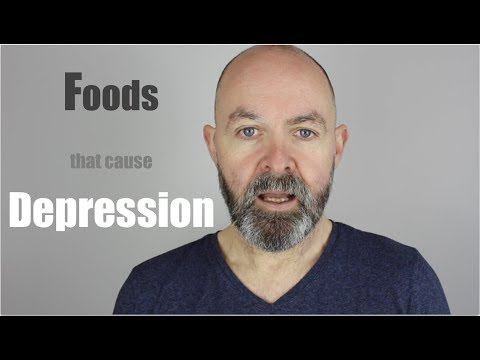 6 foods linked to depression