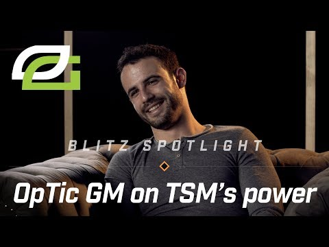 OpTic GM on TSM's long-term power, Liquid's brand success, and how to brand a losing team