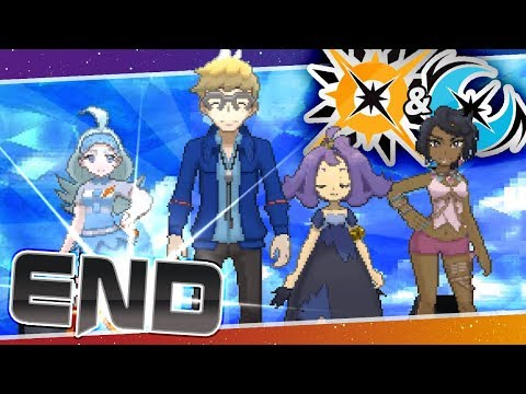 Pokémon Ultra Sun and Moon - Finale | Alola's Pokémon League!