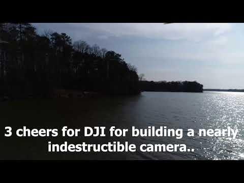 April 1, 2018 Vlog #82 I crashed a drone  :(