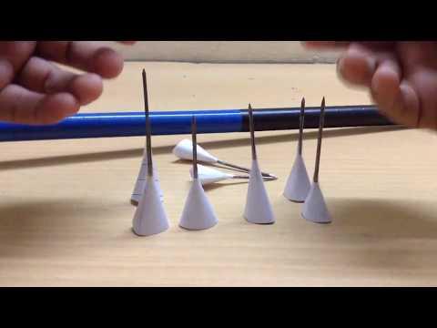 DIY Blow-Darts!!