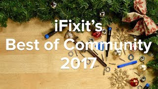 The Best of iFixit