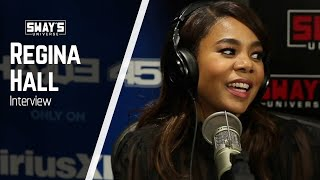 Download Regina Hall Talks Relationships, Secret Tips For Women and New Show 'Black Monday' | Sway's Universe Video