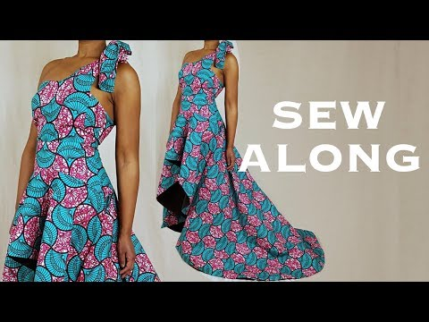 DIY High Low Gown (Sew Along)