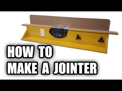 How to Make a Jointer