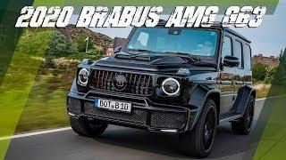 2020 Brabus AMG G63 Blacks Ops 800 & Shadow 800