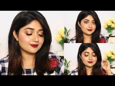 Makeup Tutorial : Deep Red Lips | corallista