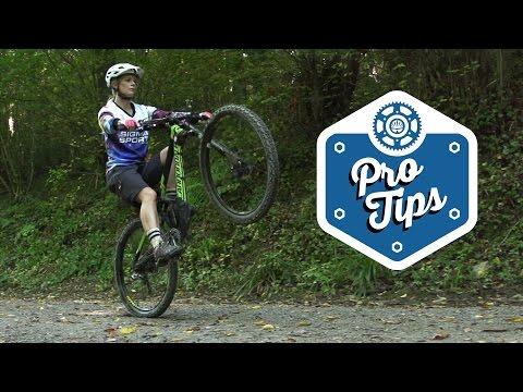 Learn How To Wheelie