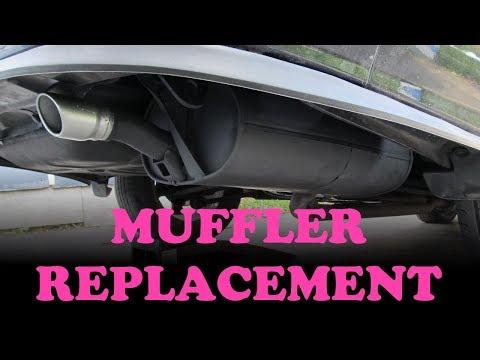 Exhaust Muffler Repair & Replacement