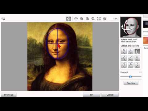 Make photos and portraits talk using CrazyTalk