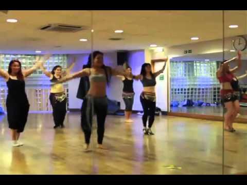 BELLY DANCE HIP HOP FUSION DANCE CLASS (FULL)