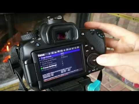 Magic Lantern Canon 60D RAW Video Workflow