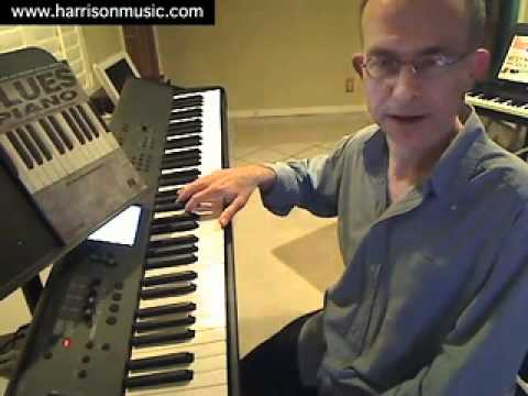 Blues-Rock Piano Lesson by Mark Harrison.mp4