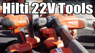 master alley extreme test on new hilti drill driver sf2a. Black Bedroom Furniture Sets. Home Design Ideas