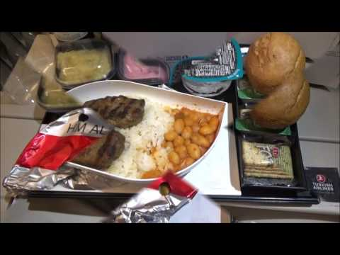 Turkish Airlines TK 1998 London Gatwick to Istanbul Review Flight Economy