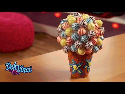 DohVinci - 'DIY Lollipop Tree'