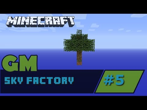 Sky Factory - Ep:5 Power Level Reached