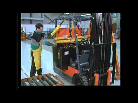 Forklift Training - Module 6 Battery Care and Recharging
