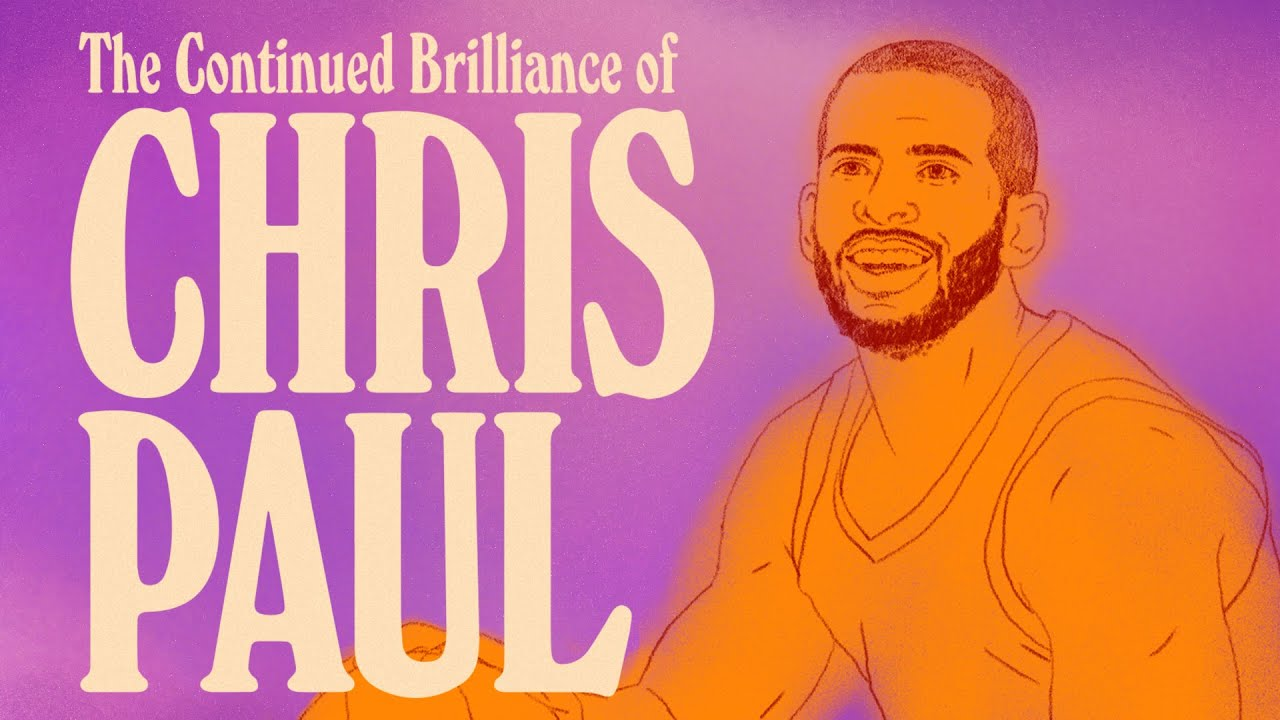 Chris Paul Is a Basketball Comet   The Ringer