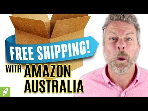 EVERYTHING SELLERS NEED TO KNOW ABOUT FREE SHIPPING WITH AMAZON IN AUSTRALIA