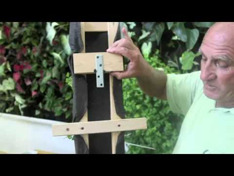 how to grow herbs on a stick hydroponically