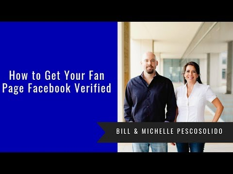 How to Get Your Fan Page Facebook Verified